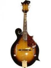 Romanza mandolína RMDL 25A F sunburst
