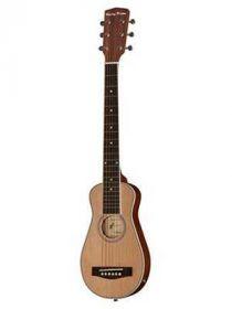 Harley Benton Traveler-E-Steel cestovní kytara se snímačem