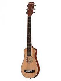 Harley Benton Traveler-Steel cestovní kytara