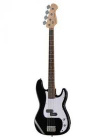 Harley Benton PB-20 BK Standard Series basová kytara