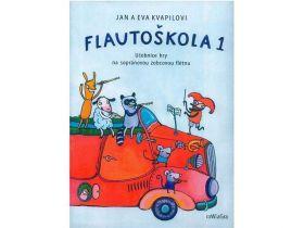 Kvapil J. Kvapilová E. - Flautoškola 1
