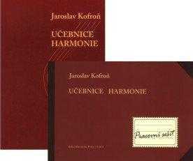 Učebnice harmonie - Kofroň Jaroslav