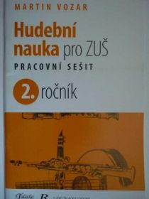 Hudební nauka pro ZUŠ 2. ročník - Martin Vozar