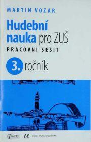 Hudební nauka pro ZUŠ 3. ročník - Martin Vozar