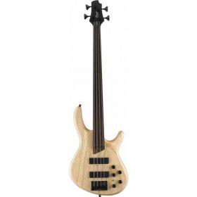 Cort B4 FL OPN basová kytara bezpražcová