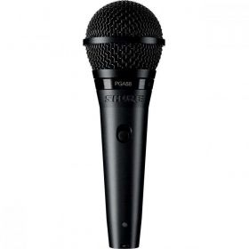 SHURE PGA58- XLR dynamický mikrofon s vypínačem