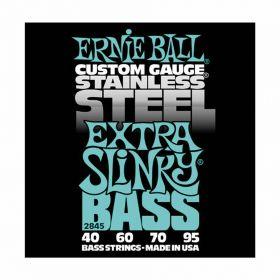 Ernie Ball 2845 struny na baskytaru Extra Slinky Bass 40-95