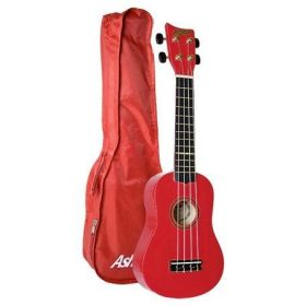 Ashton UKE 110 RD ukulele sopránové