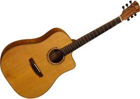DOWINA LUNA SILVA DC akustická kytara