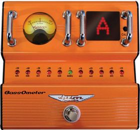 Ashdown BassOmeter baskytarový efekt