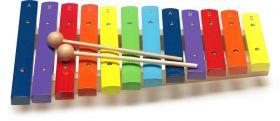 Stagg XYLO-J12 RB, xylofon, 12 kamenů