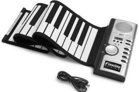 KID Roll Keys MIDI 61  rolovací klávesy