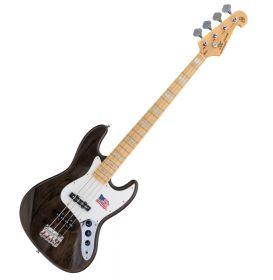 SX SJB75 Trans Black elektrická baskytara