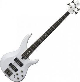Yamaha TRBX 304 White basová kytara