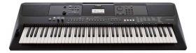 Keyboard Yamaha PSR EW410 klávesy s dynamikou úhozu