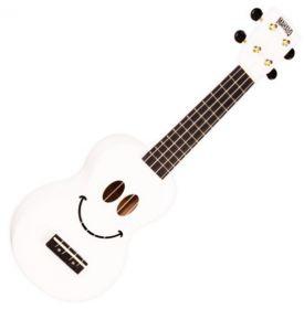 Mahalo U-SMILE White sopránové ukulele