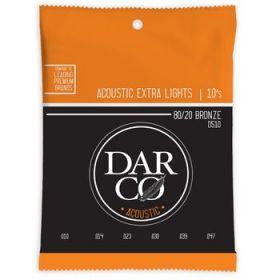 Darco D510 struny pro akustickou 6 strunnou kytaru