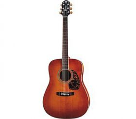 DV-250/VTG W/HC-DG)   Crafter  akustická kytara