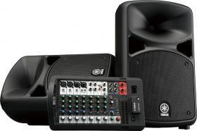 Yamaha STAGEPAS 600BT přenosný ozvučovací systém