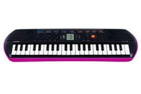 CASIO SA-78 klávesy pro děti, dětský keyboard
