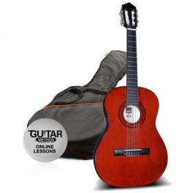 Klasická kytara paket 3/4 Ashton SPCG 34 Pack natural