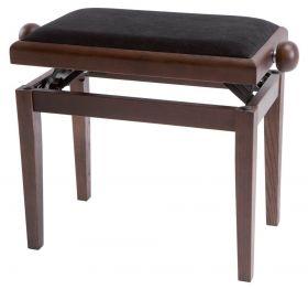GEWA Piano stolička Deluxe Ořech mat