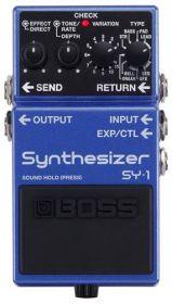 BOSS SY-1  kytarový efekt