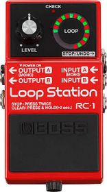 BOSS RC-1 Loop Station efekt