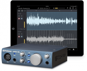 AudioBox iOne PreSonus USB zvuková karta