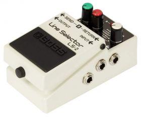 BOSS LS 2  Signálový přepínač