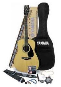 Akustická kytara paket Yamaha F 310P NT