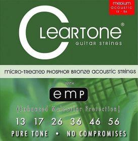 Cleartone 7413 PhBr - kovové struny pro akustickou kytaru (ultra light) 13/56