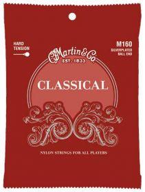 M 160 nylonové struny na klasickou kytaru