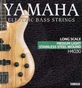 Yamaha H 4030 struny pro 4-strunnou baskytaru