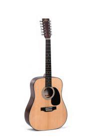 SIGMA GUITARS DM12-1ST akustická kytara