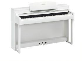 Digitální piano Yamaha  CSP 150 WH s doprovody