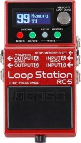 BOSS RC-5 Loop Station efekt