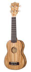 Harley Benton UK-12 natural sopranové ukulele