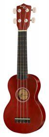 Harley Benton UK-11DW hnědé sopranové ukulele