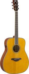 Elektroakustická kytara Yamaha FG-TA VT TransAcoustic