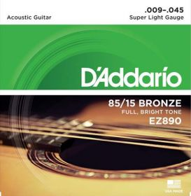 D´ADDARIO EZ890 kovové struny pro akustickou kytaru