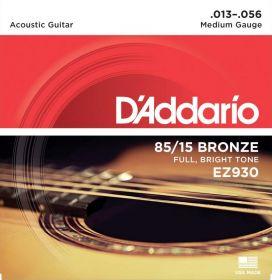 D´ADDARIO EZ930 kovové struny pro akustickou kytaru