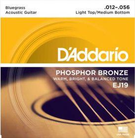 D´ADDARIO EJ19 kovové struny pro akustickou kytaru 0,12HB