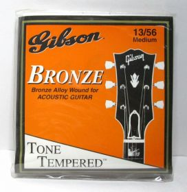 Gibson G-200M struny pro akustickou kytaru 13-56