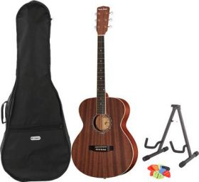 Harley Benton CG-45 NS kytara akustická set