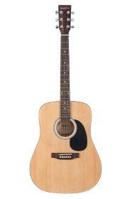 Madison MG6200E NT Natural elektroakustická kytara