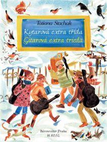Stachak Tatiana , Kytarová Extra třída + CD