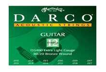 D 5400 struny na 12 str. kytaru